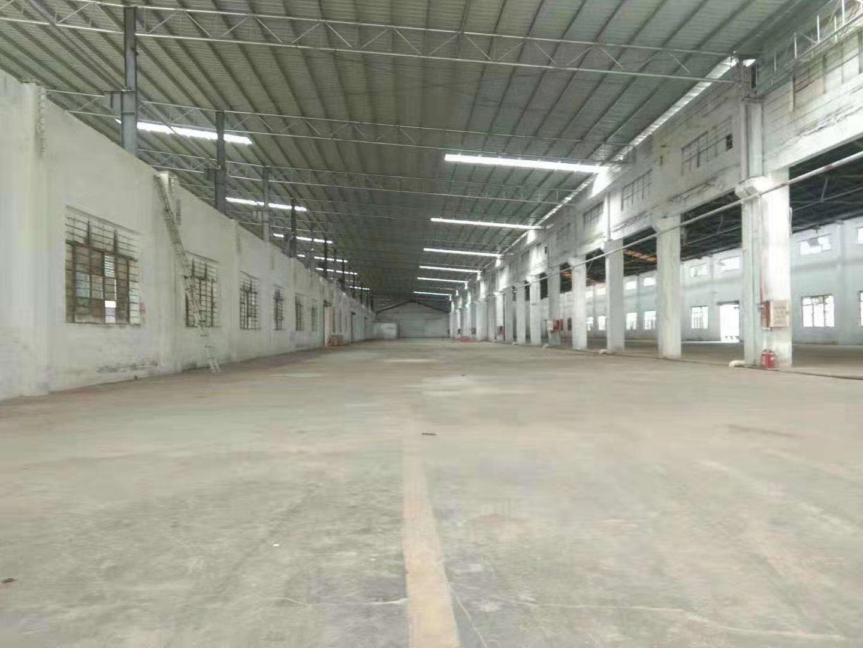 中山南头工业区新出原房东独门独院单一层厂房3000方高9米