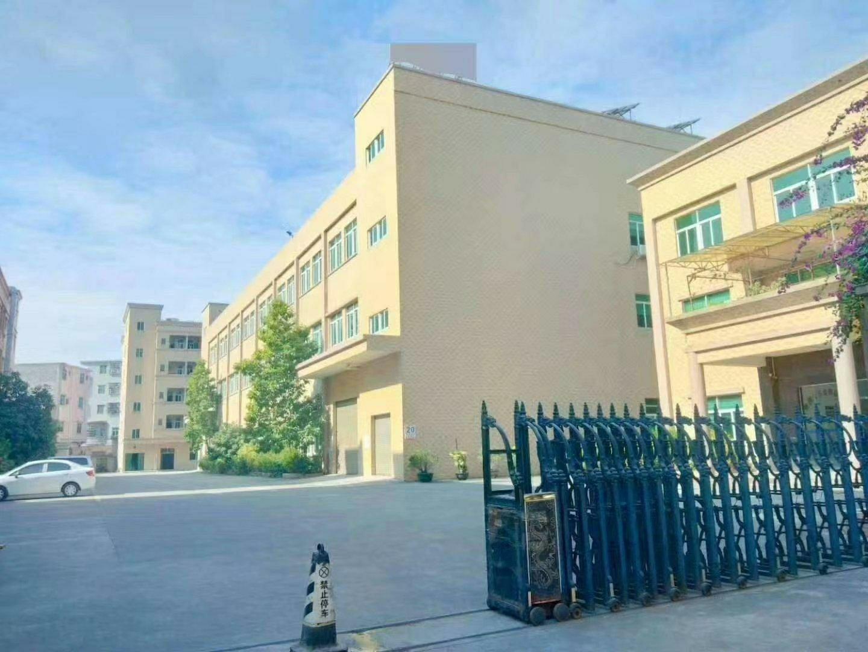 博罗园洲镇占地1.2万㎡建筑1.1万㎡售0.42亿37年