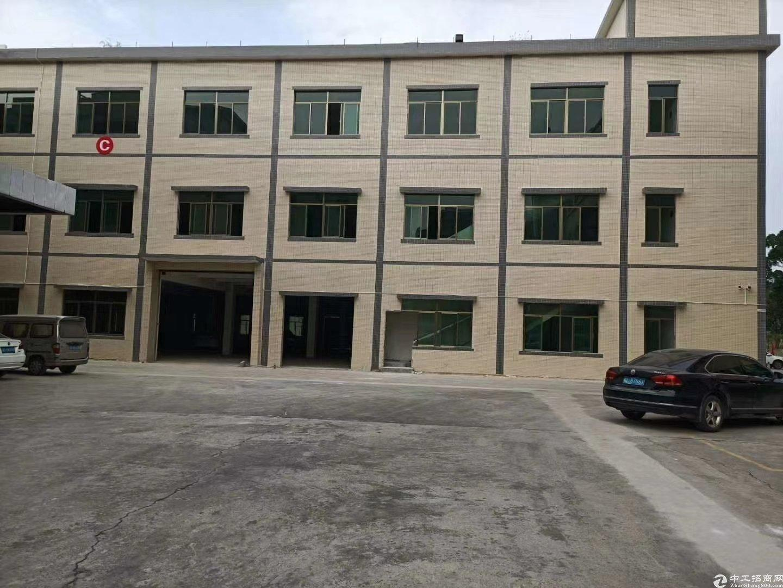 石湾镇原房东证件齐全标准厂房现成地坪漆精装修办公室水电齐全