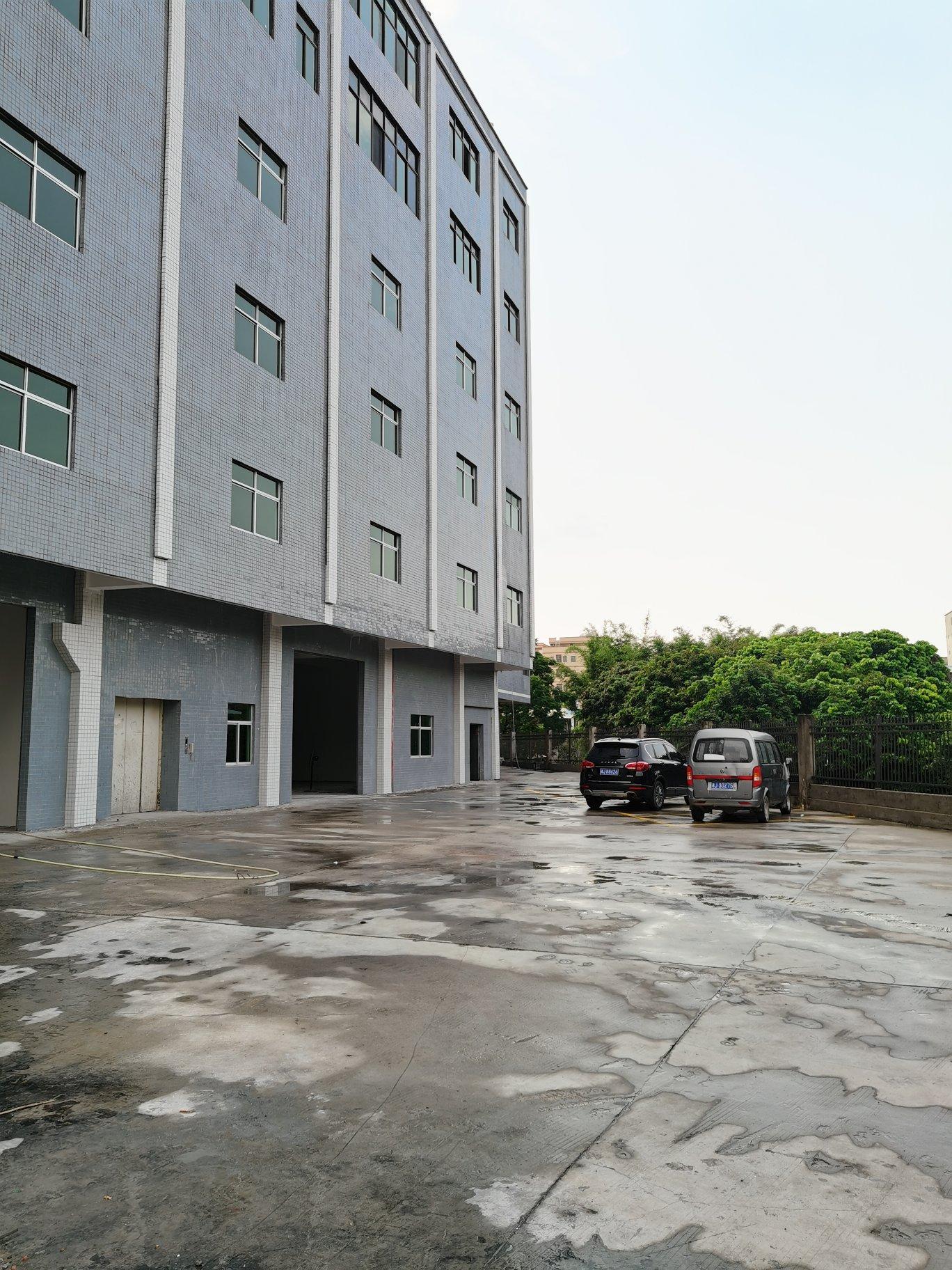 惠阳新圩长布原房东独院标准厂房7500平出租