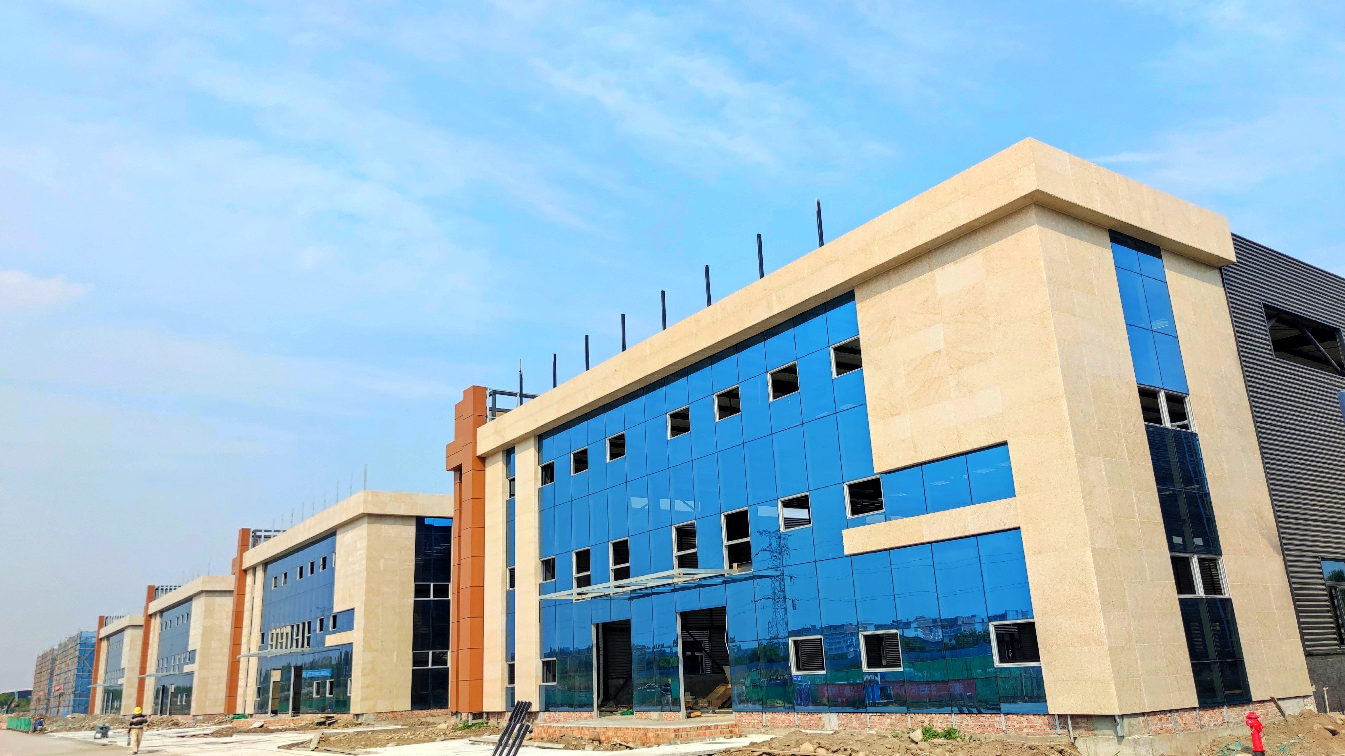德阳重工业区新建钢结构厂房出租-图2