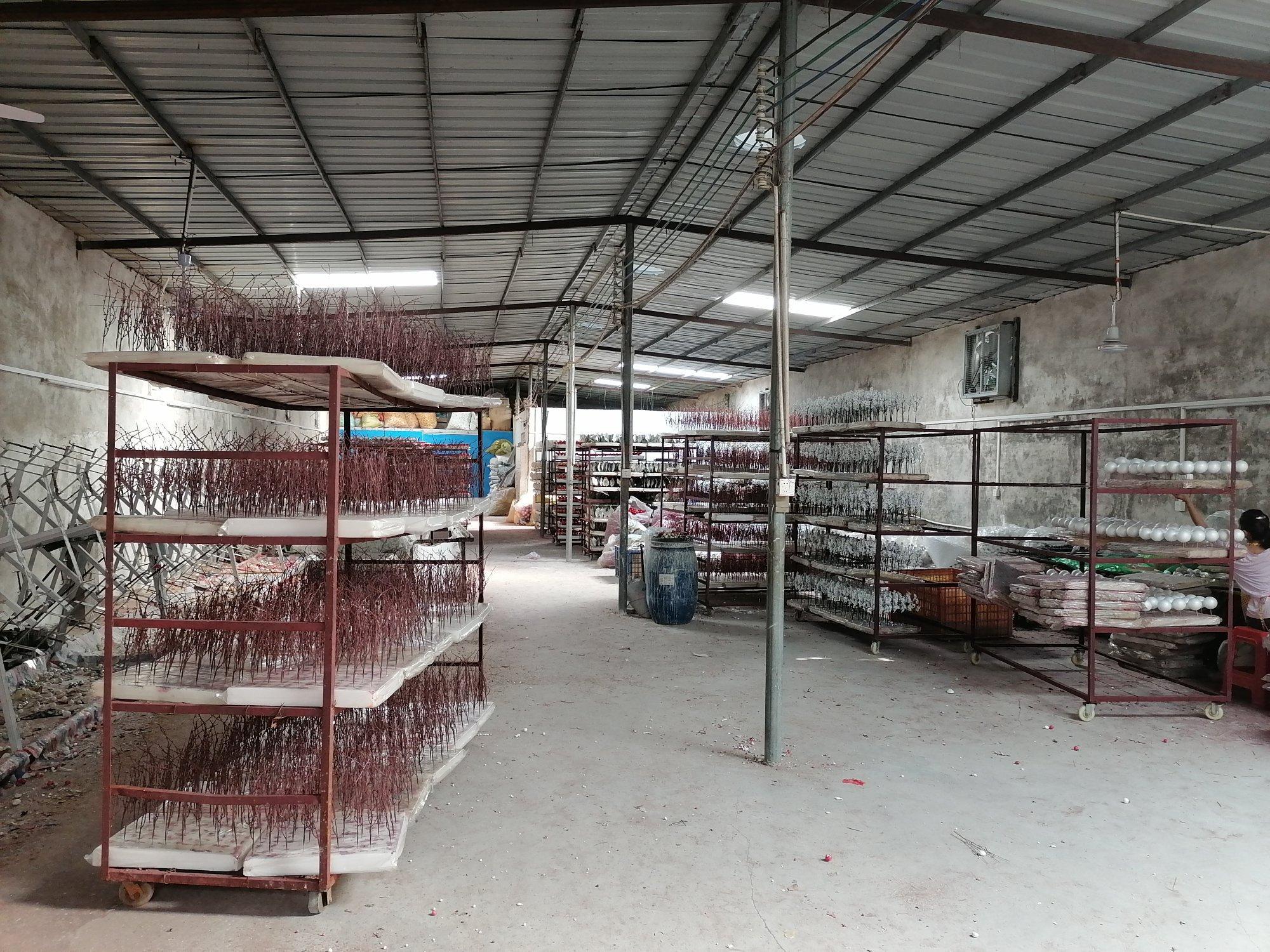 惠东大岭新出1000平钢构,厂房外形好,空地大,可做多种行业