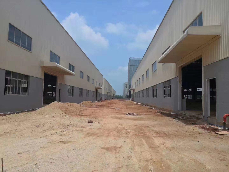 罗阳镇新出独院钢结构厂房12000平方出售