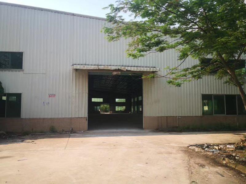 惠州市惠城区新出一楼标准钢构厂房出租