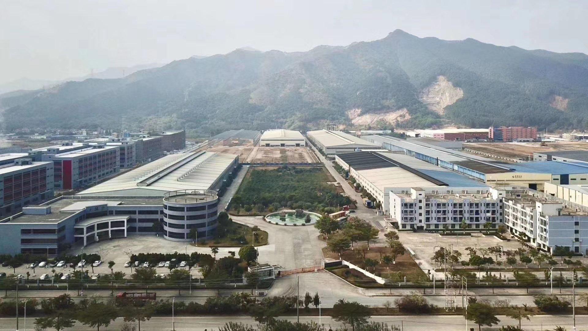 肇庆金利镇花园厂房70000平方钢构有房产证蒸汽管道天然气管
