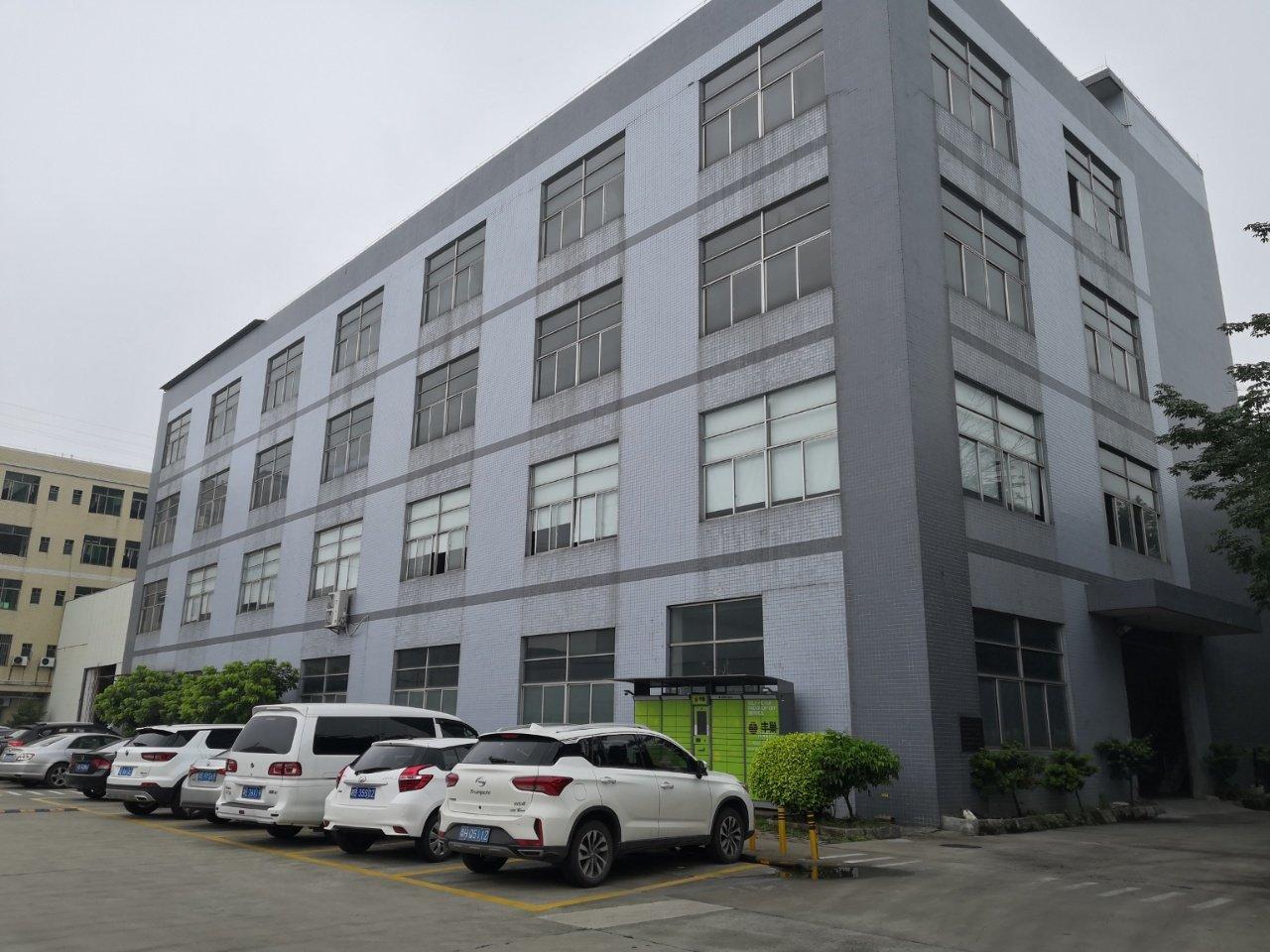 南村新出独院 厂房类型:标准厂房4层 地址:三水区乐平工业