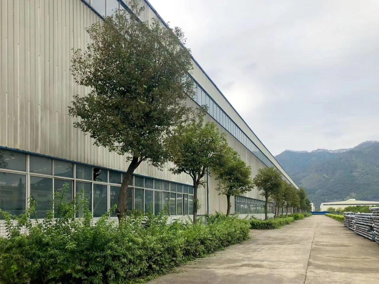 肇庆金利镇花园厂房70000平方钢构有房产证蒸汽管道天然气管-图5