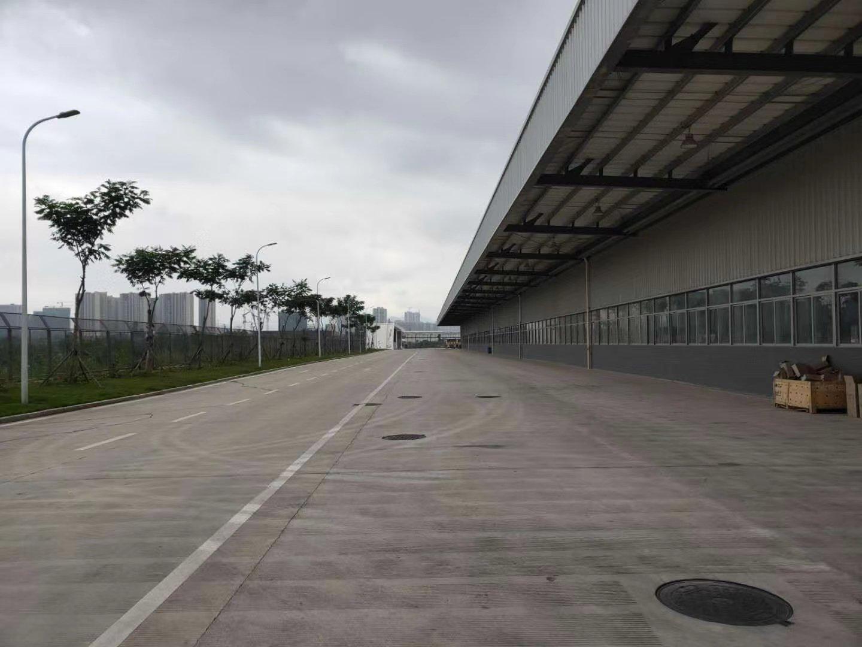 深圳布吉40000平方钢结构厂房出租适合物流,仓库,