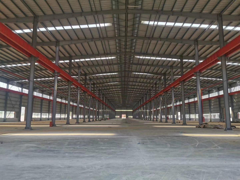 肇庆金利镇花园厂房70000平方钢构有房产证蒸汽管道天然气管-图9