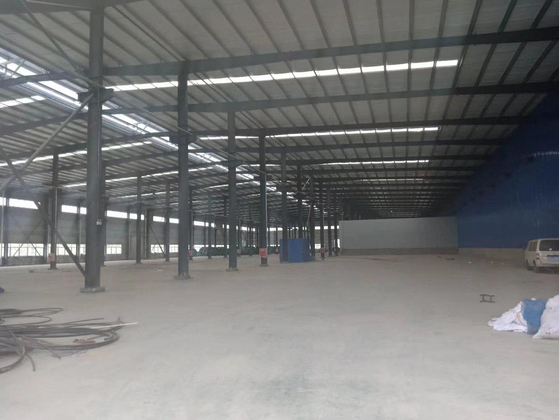 德阳中江钢结构长190米厂房出租