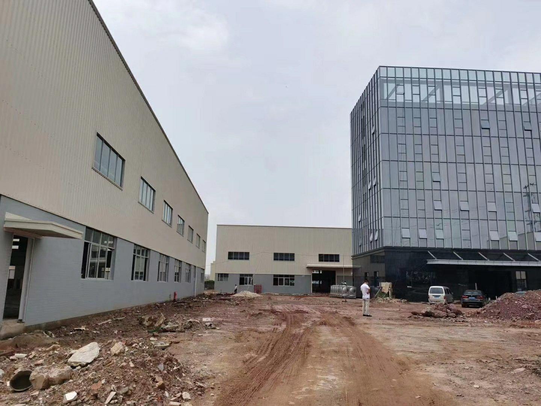 惠州博罗县新建重工业钢构独院23600平方
