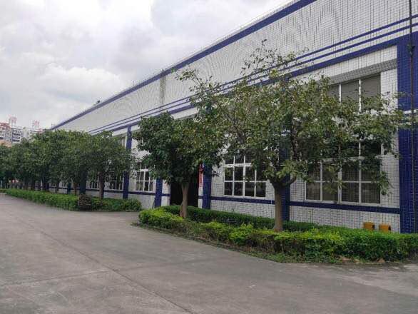 龙溪镇工业园内新空出一栋单一层钢构家具厂房5500平。