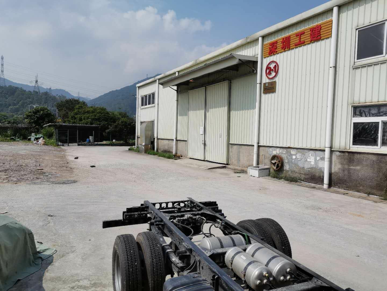 仓库首选独院钢结构2000平米厂房出租