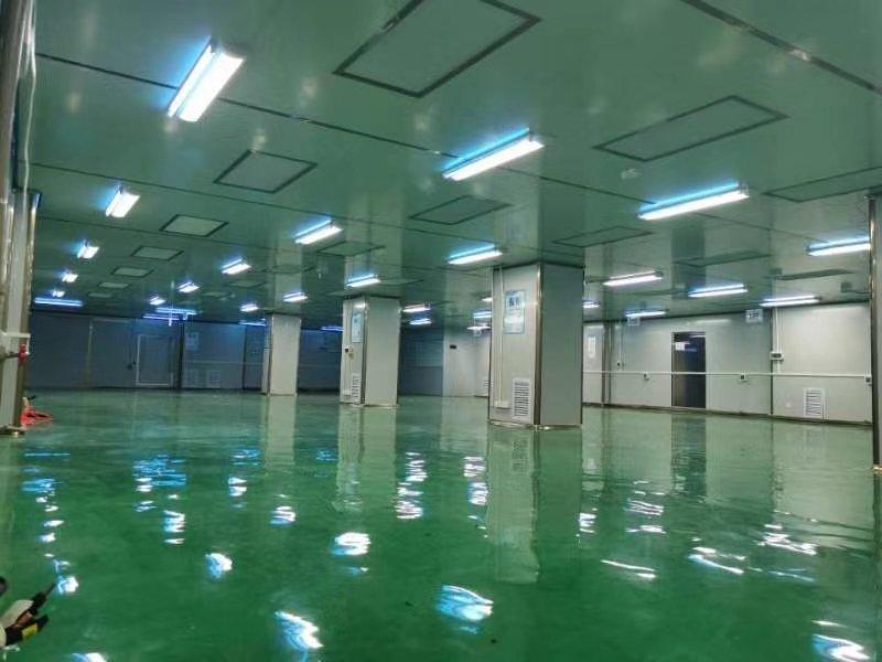 惠州新出10万级无尘车间1500平米出租
