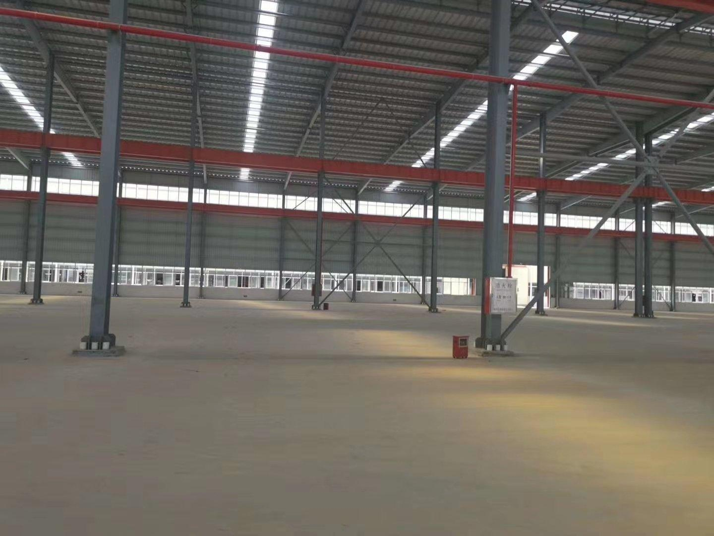 肇庆市原房东13米高可架20吨行车单一层厂房出租(可分租)-图3