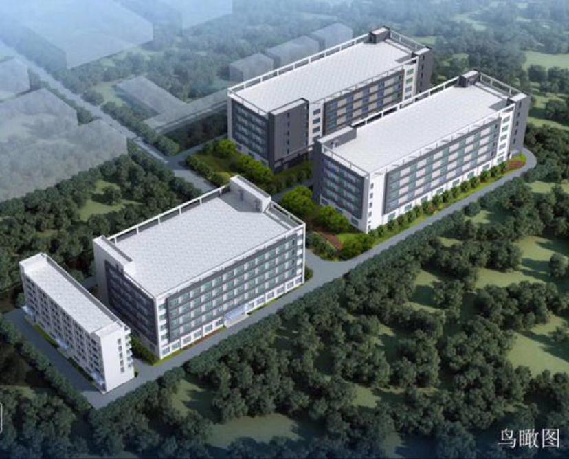 新建独院3栋5层42000平方双证齐全,空地超大,原房东
