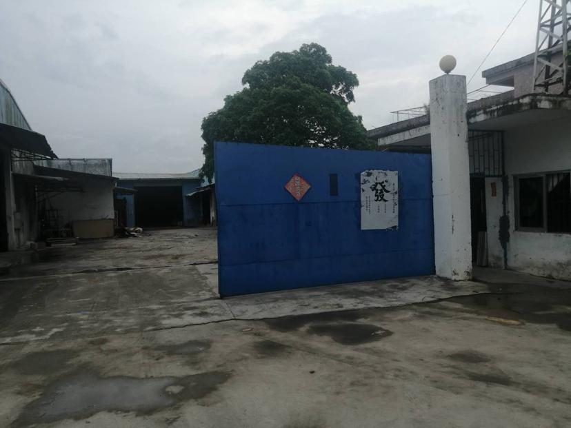 园洲镇6000平米独院钢构厂房出租可做任何行业