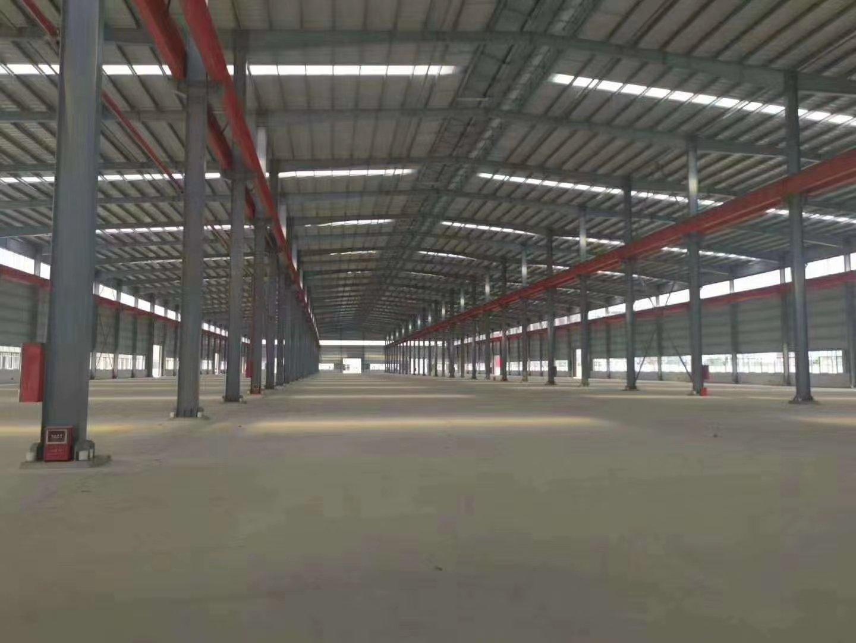 肇庆市原房东13米高可架20吨行车单一层厂房出租(可分租)-图2