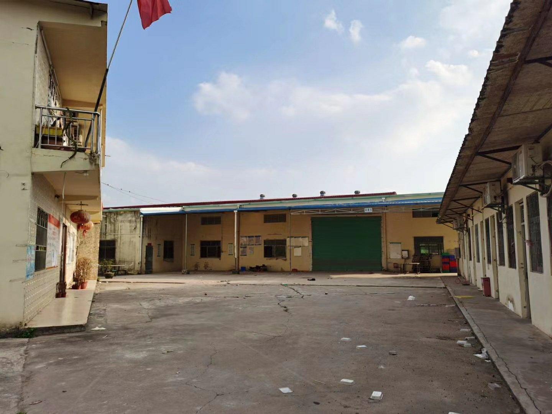 惠州市现成洗水厂带环评招商独院厂房2450平方