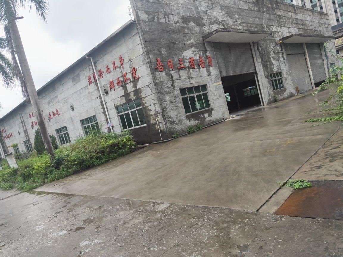 长宁镇国道边工业园独栋钢构3200平