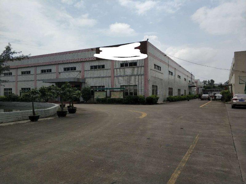 惠州大亚湾新出独门独院钢构厂房单一层3200平证件齐全