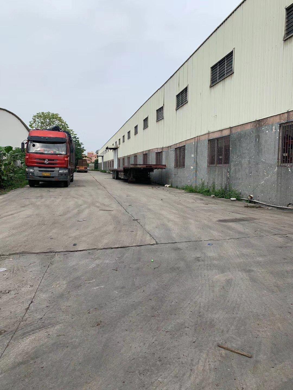 高速路口惠州市大亚湾12500㎡独院钢构厂房招租