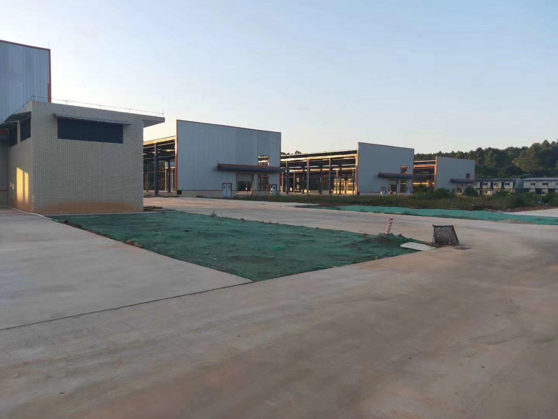禅城区张槎镇新建单一层红本万博app官方下载,牛腿位8米可分租办环评停拖车