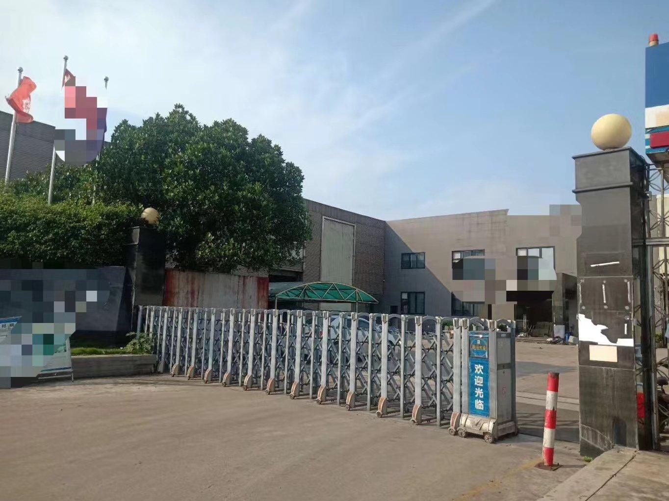 里水工业区新出花园式带豪华办公室装修万博app官方下载28000方