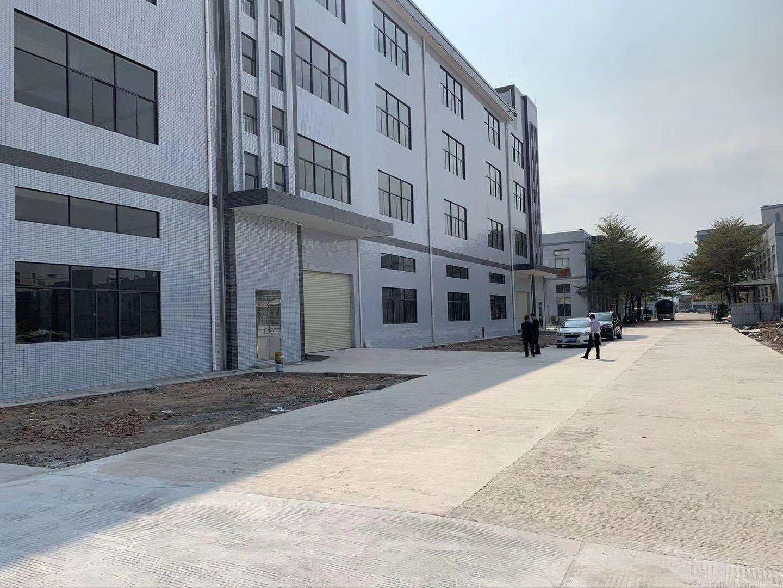 惠阳秋长原房东工业园二楼2360平实际面积出租可办环评带现成