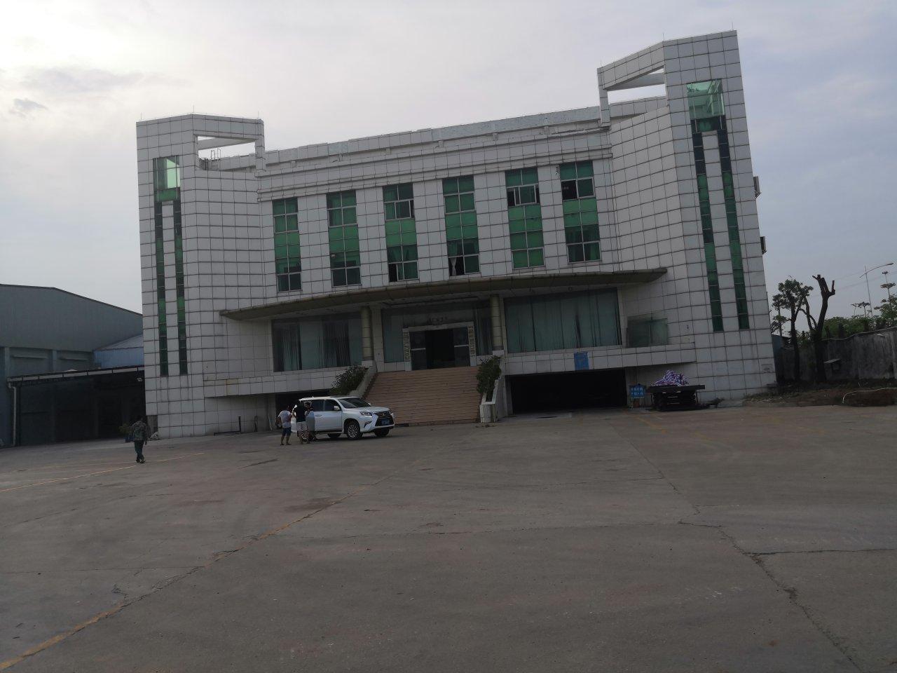 三水大塘工业园区标准钢结构万博app官方下载出租12500方,大路边