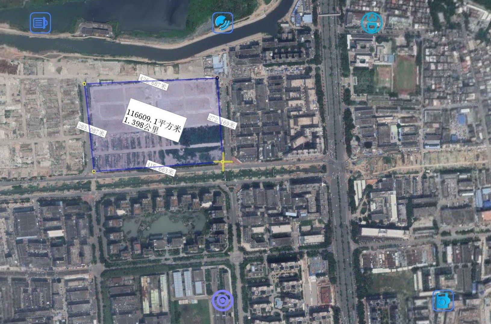 深圳宝安中心区200亩土地出售