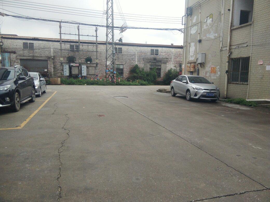 顺德北滘原房东红本钢构600平起分滴水11米独院厂房仓库出租