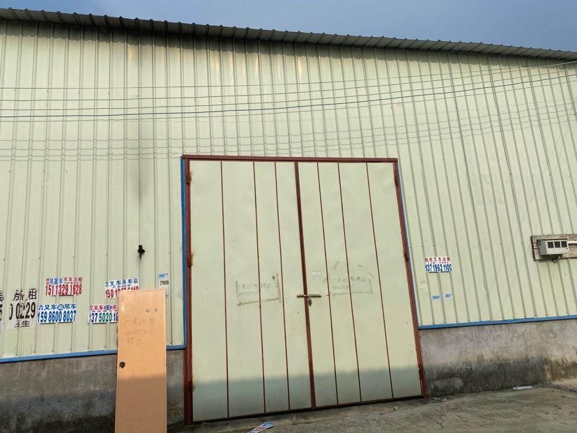 惠州沥林镇村委独栋1300平方钢构出租