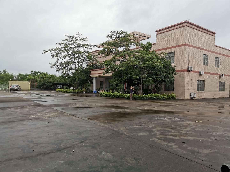 惠阳单一层独门独院12500平米4栋,可分租!有卸货平台