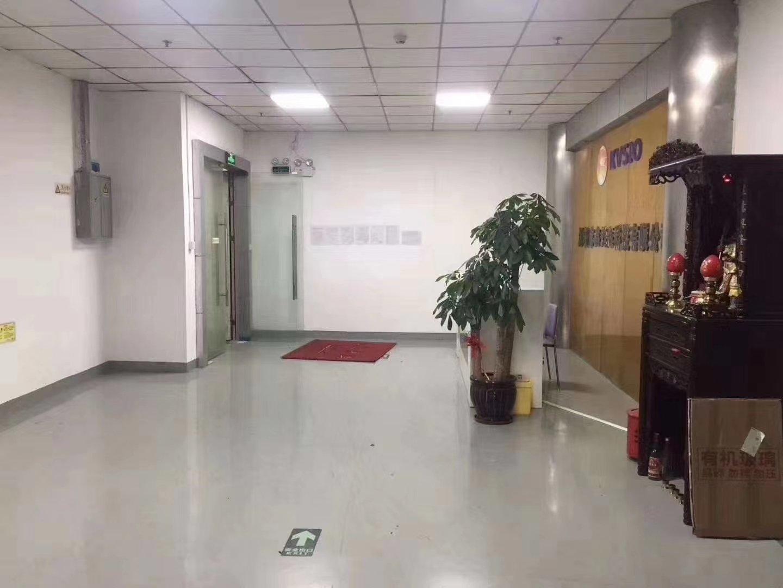 沙井镇新桥第三工业区楼上带装修万博app官方下载800平