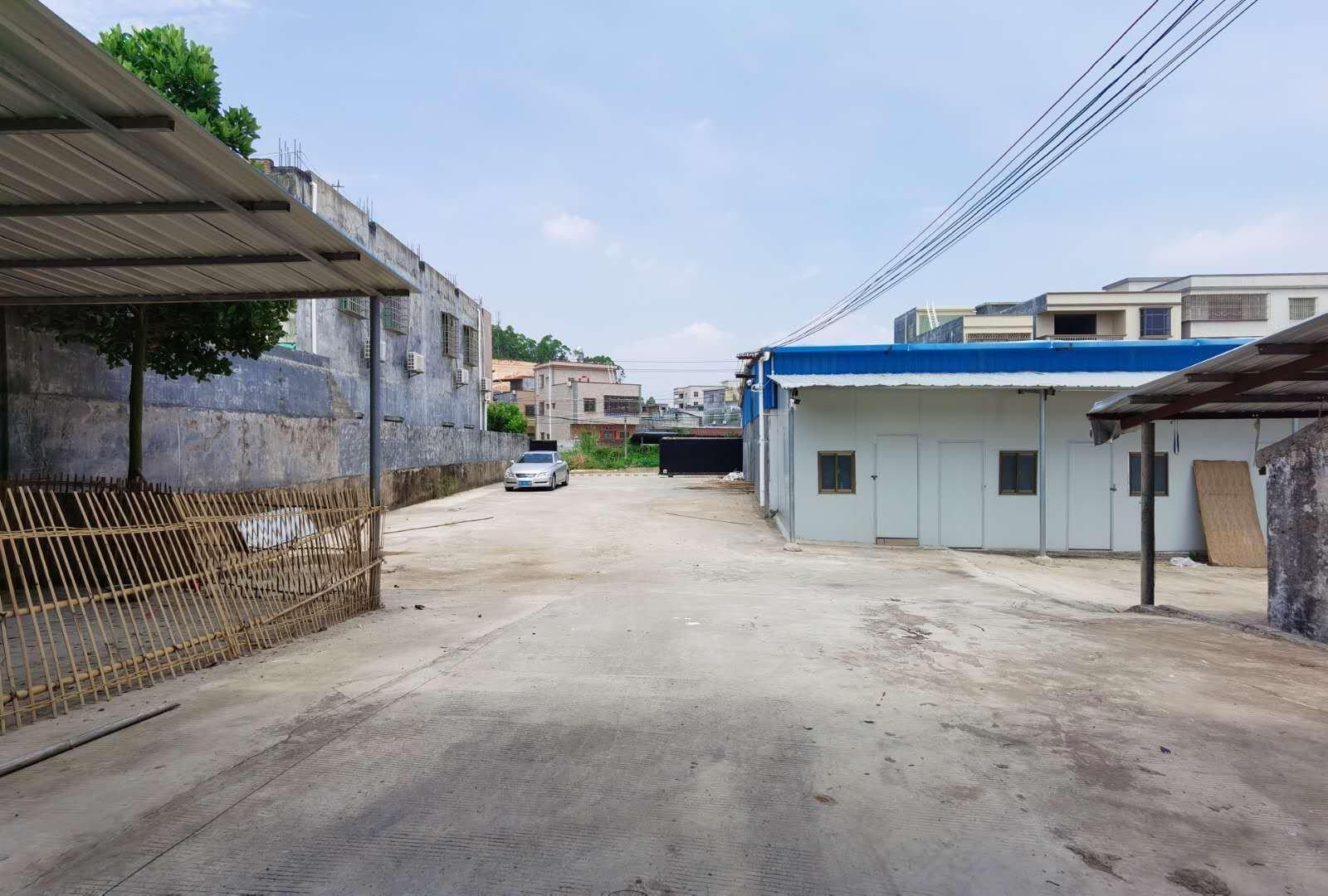 惠东大岭高速出口附近单层600平方厂房仓库出租