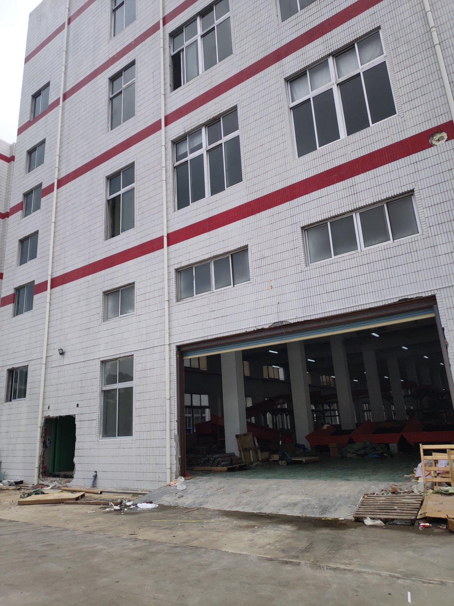 龙岗第一高一楼厂房仓库出租招租整租适合大货车重工行业