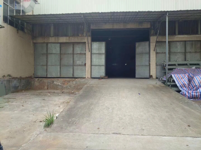 园洲镇新出厂房仓库2300平方
