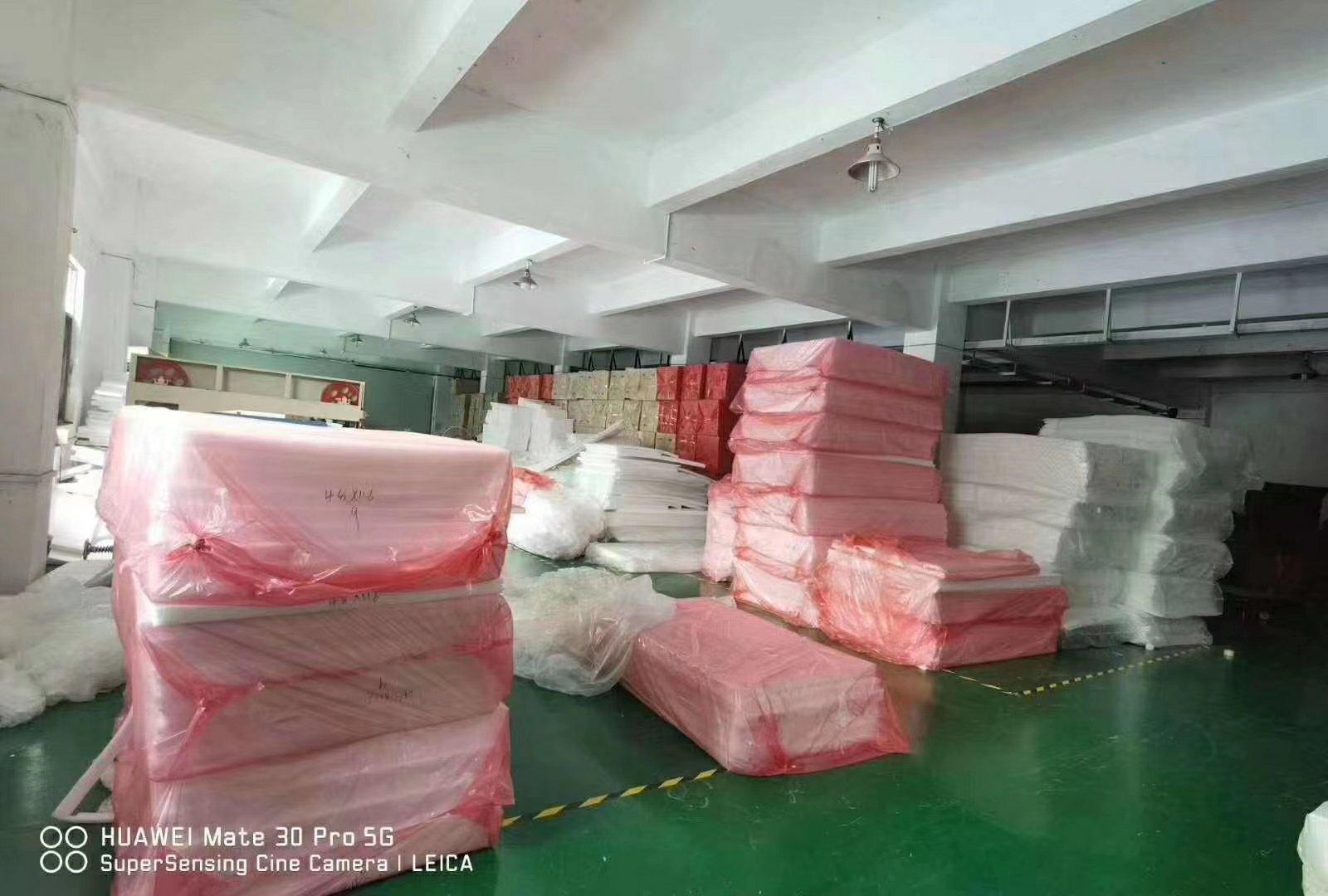 惠城区马安镇新湖工业区二楼精装修1200平方厂房招商
