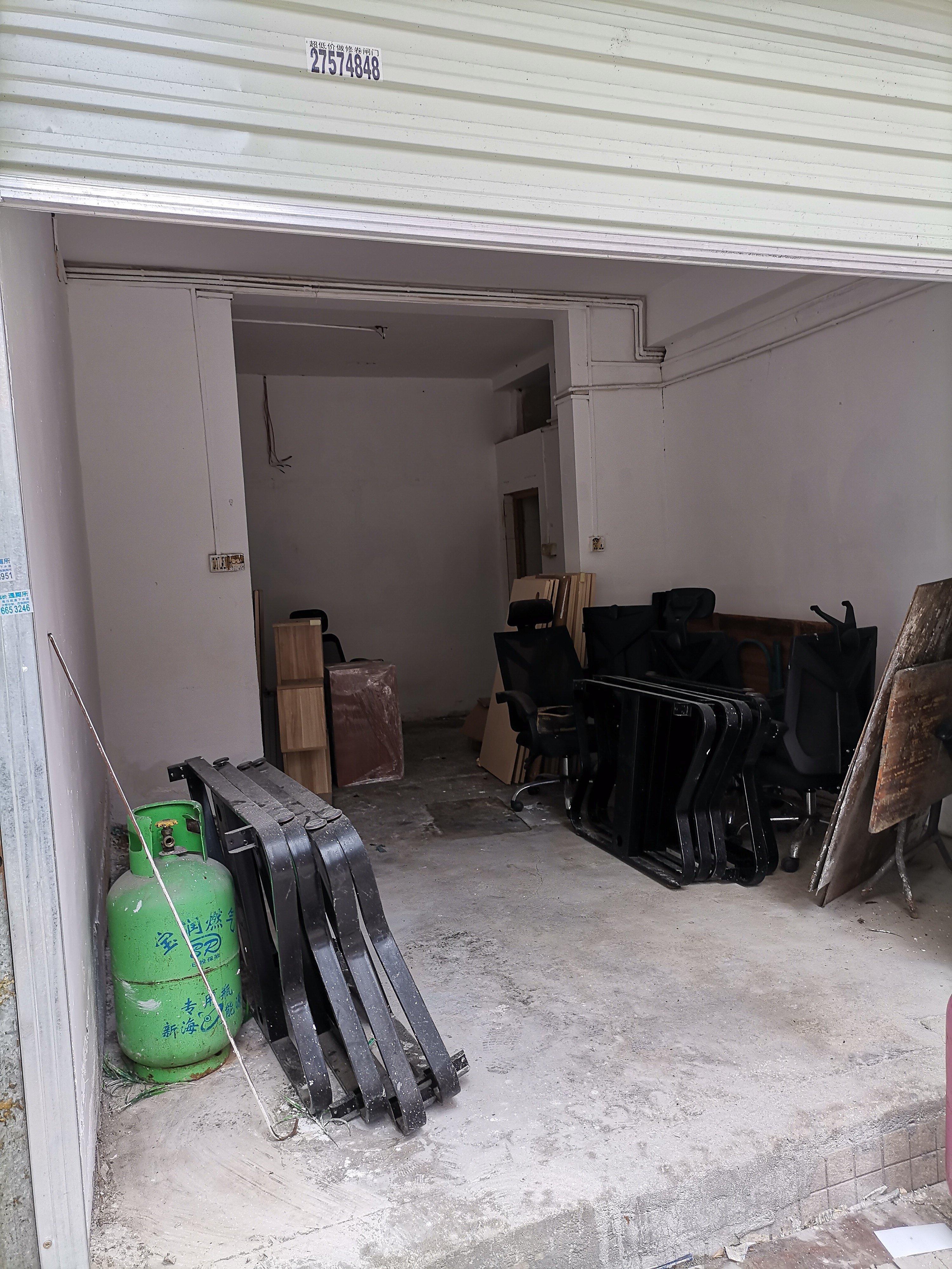 西乡银田小面积一楼仓库出租