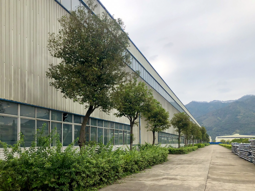 三水西南镇独院标准钢结构万博app官方下载12000平方,可做噪音,喷油等