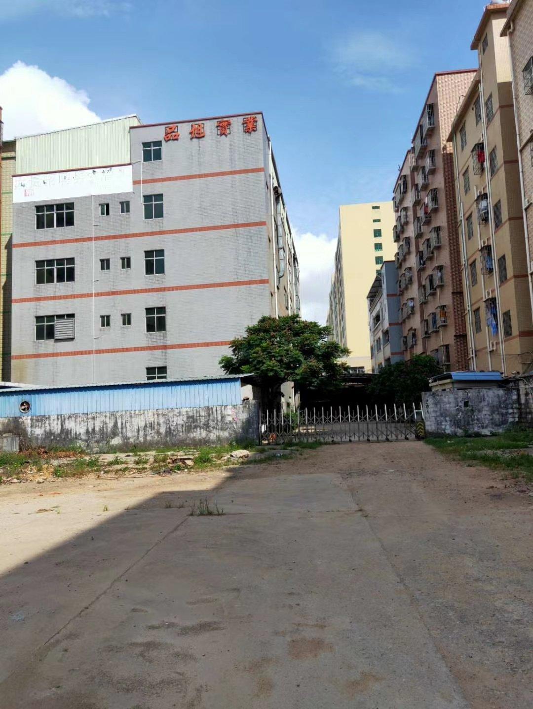 惠阳秋长白石标准厂房出租面积8850平方可办环评证件齐全