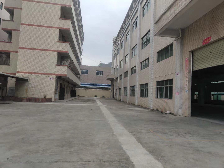 惠东新出原房东独院厂房1-4F总5800平方