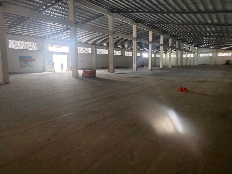 惠州一楼钢构6000平带卸货平台仓库出租