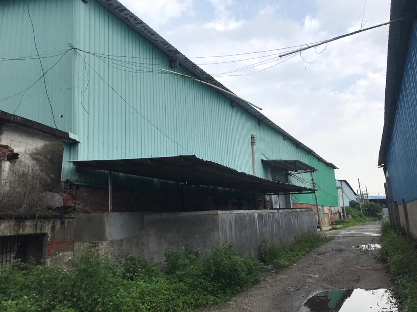原房东钢构厂房500平米出租可做无排水任何行业