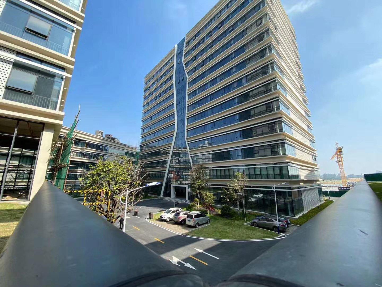 广东全新首付3成按揭十年红本50年园区小面积工业厂房出售