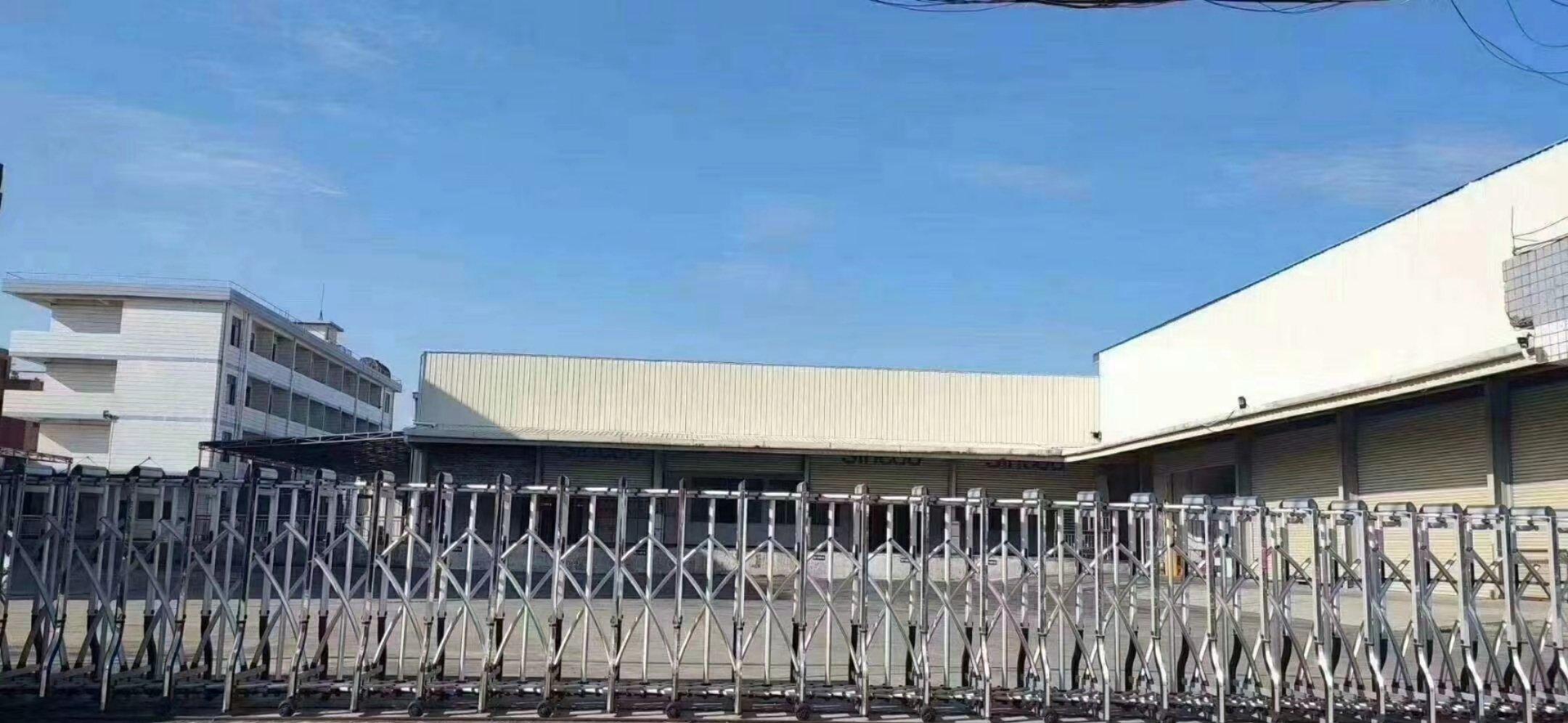 惠阳秋长原房东滴水7米单一层厂房2880平出租