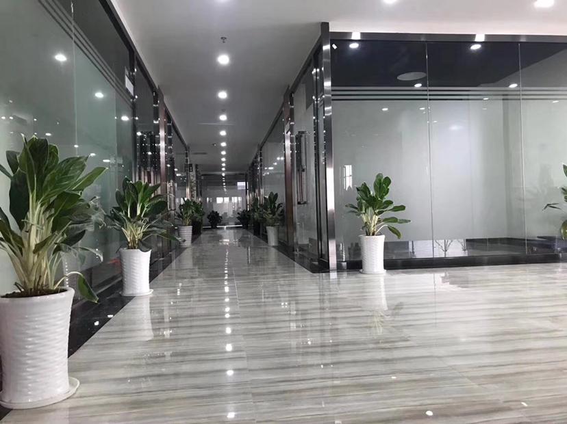 黄埔区开发区东区新空标准园区厂房楼上2-3楼共7600平出租