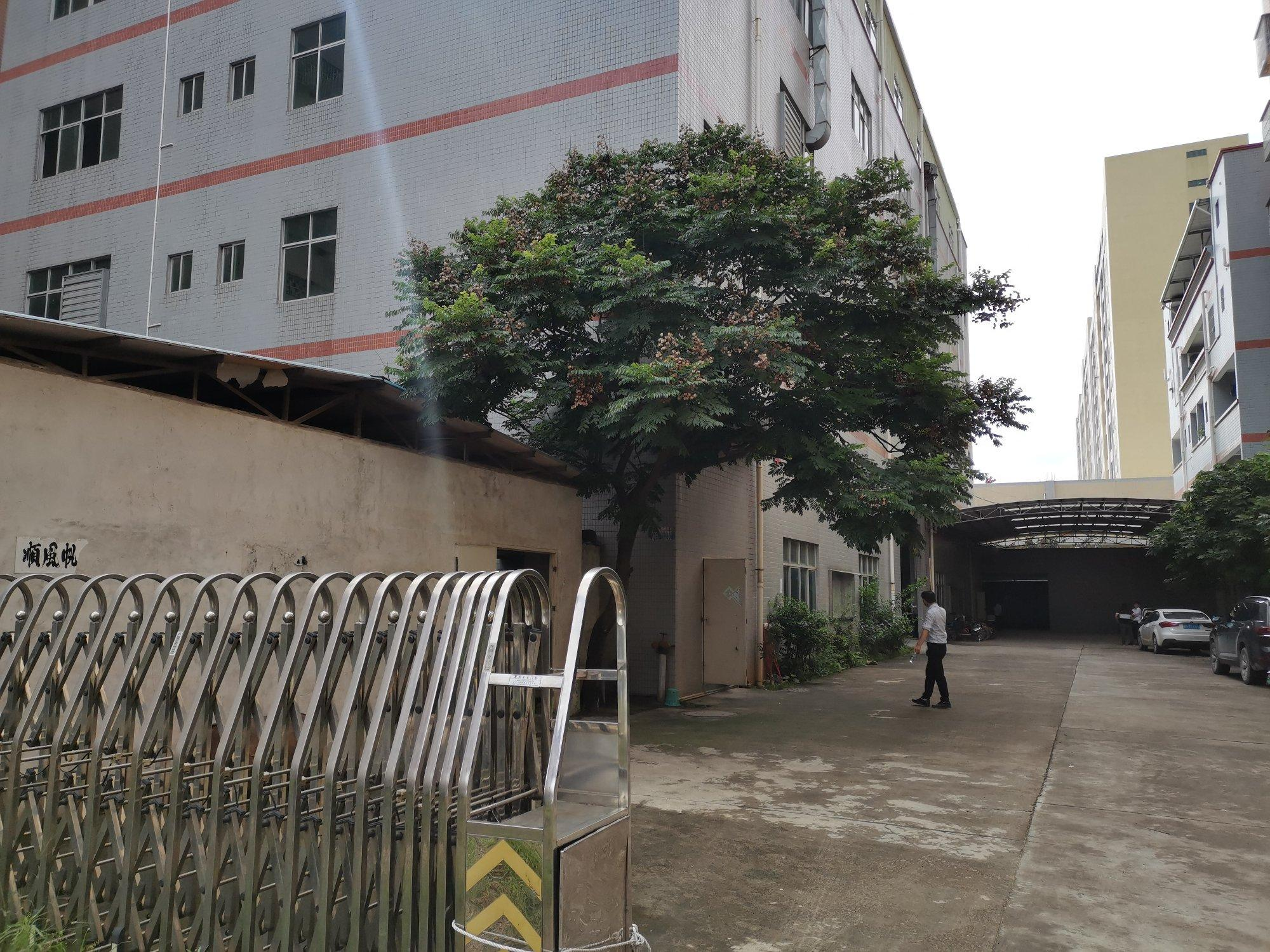 惠阳秋长白石新出原房东独院标准厂房6500平一楼层高6米