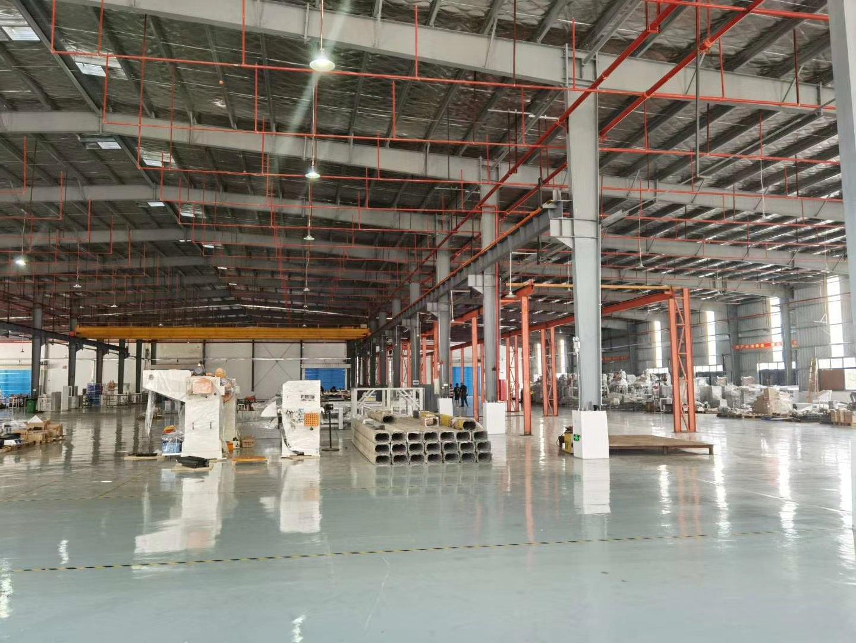 仲恺高新区潼湖镇高速路口5340平全新钢构出租地球9米